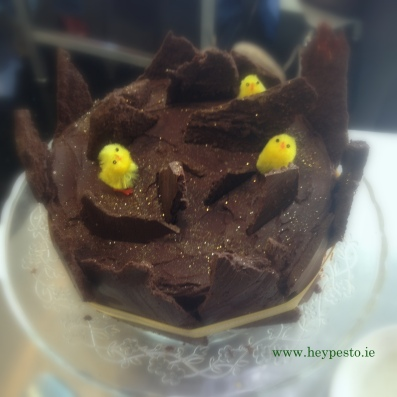 easter cake - butlers