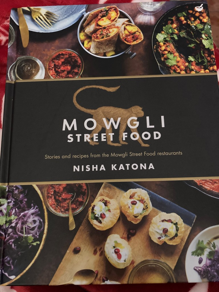 book cover Mowgli Street Food
