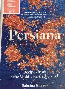 Persiana book cover